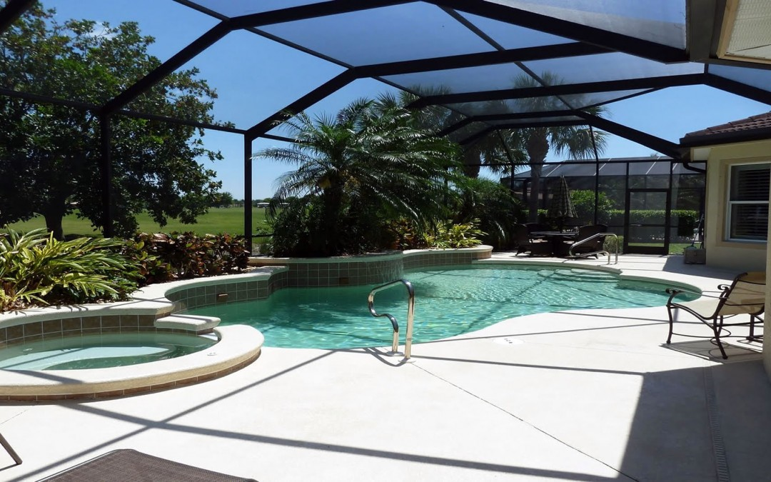 Four Benefits of a Gunite Pool