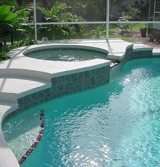 John Berns Concrete Pools