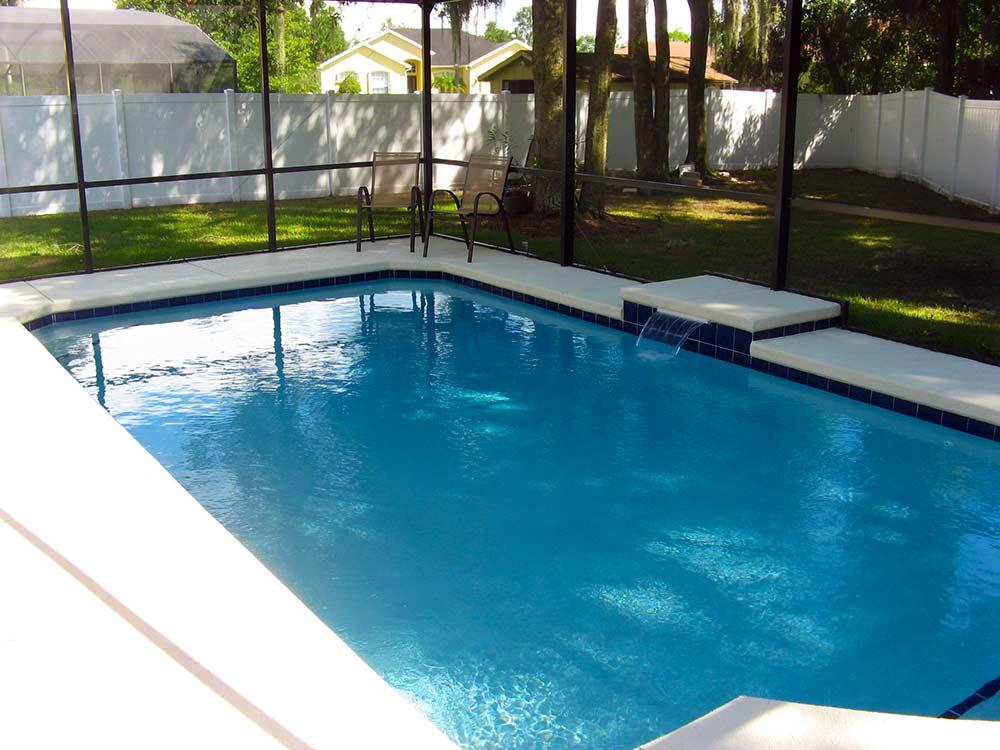 John Berns Saltwater Pool